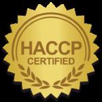 Goji Natur - Certificado haccp