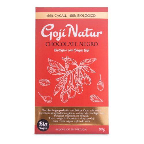 GojiNatur - Chocolate Negro Goji