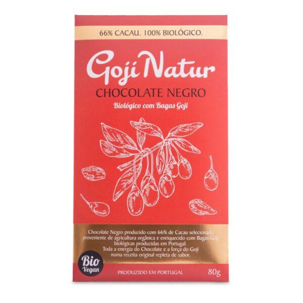 GojiNatur – Chocolate Negro Goji